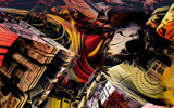 The Marvel and the Chaotic by casechaser, abstract->fractal gallery