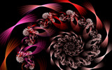 Oui Bit of Red by tealeaves, Abstract->Fractal gallery