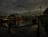 Bridges of Tyne 3 by biffobear, Photography->Bridges gallery