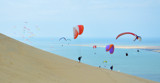 Paragliding Contest by Heroictitof, photography->action or motion gallery