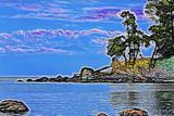 Daydream beach by Salishutter, photography->shorelines gallery