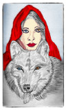 Red Riding Hood by bfrank, illustrations gallery