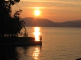 End of an Adirondack Day by hiker, Photography->Sunset/Rise gallery