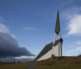 Iceland Country Church by auroraobers, photography->places of worship gallery