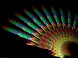 Peacock feathers? by J_272004, Abstract->Fractal gallery
