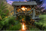 Covered Foot Bridge by stylo, photography->manipulation gallery