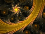 Yellow Brick Road - For Jackie by jswgpb, Abstract->Fractal gallery