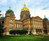 Iowa State Capital by Starglow, photography->architecture gallery