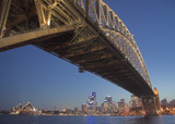 Sydney Harbour Bridge by r0bbyr0b, Photography->Bridges gallery