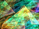 Prismatic Prisms by Piner, Abstract->Fractal gallery