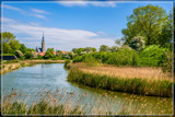 Veere Behind The Ramparts by corngrowth, photography->landscape gallery