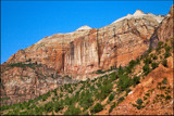 A Zion Mountain Face by jeenie11, photography->mountains gallery