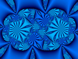 Blue Satin by razorjack51, Abstract->Fractal gallery