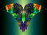 Wings III by nmsmith, Abstract->Fractal gallery