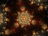 Cosmic Tapestry by sd90man, Abstract->Fractal gallery