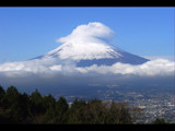 Fuji-San by hermanlam, Photography->Mountains gallery