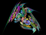 Apop Bird Of Happiness by J_272004, Abstract->Fractal gallery