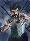 Wolverine by bfrank, illustrations gallery