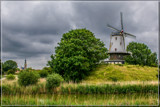 Threatening Sky Over The Rampart by corngrowth, photography->mills gallery
