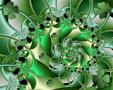 Saint Pats Spiral by Frankief, Holidays gallery