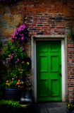 Green Door by biffobear, photography->architecture gallery
