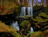 Pont Burn 2 by biffobear, photography->waterfalls gallery