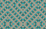 Turquoise Time Warp by Flmngseabass, abstract gallery