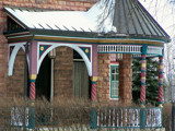 Carousel Porch by kidder, Photography->Architecture gallery