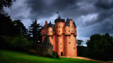 A SCOTTISH CASTLE by LANJOCKEY, photography->castles/ruins gallery