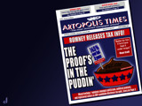 Artopolis Times - Tax Paid by Jhihmoac, illustrations->digital gallery