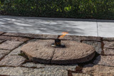 Eternal Flame John F. Kennedy Gravesite by Mitsubishiman, photography->fire gallery