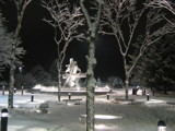 Snowy Campus - Sculpture by Voelker2k, Photography->Sculpture gallery