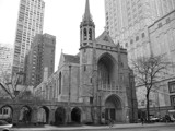 Cathedral in Chicago by treatman, photography->places of worship gallery