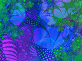Fractal Rays by Tootles, abstract->fractal gallery
