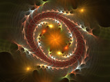 Cosmic Chaos by razorjack51, Abstract->Fractal gallery