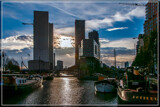 Rotterdam At Dusk by corngrowth, photography->city gallery