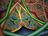 Very Russian Fractal by anawhisp, Abstract->Fractal gallery