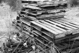 Pallets and Junk by ironjoe, Photography->Landscape gallery