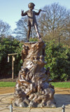 Sefton Park's Peter Pan by braces, Photography->Sculpture gallery