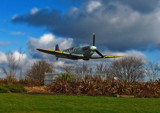 Achtung Spitfire by biffobear, Photography->Aircraft gallery