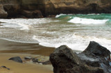 Green sands rock by bOdell, photography->shorelines gallery
