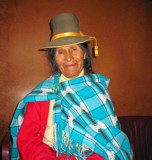 Portrait of an Aymara Grandmother by rhelms, Photography->People gallery