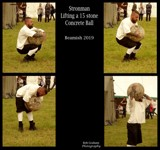 Strongman on the Ball.. by Dunstickin, photography->people gallery