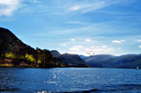 Sunday afternoon on Ullswater by biffobear, photography->shorelines gallery