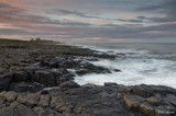 Dunstanburgh Dusk by slybri, photography->shorelines gallery