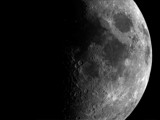 Moon by Cassini by Crusader, space gallery