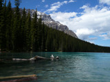Moraine Lake by Hyperfried, Photography->Landscape gallery