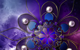 Ice Crystal by nmsmith, Abstract->Fractal gallery