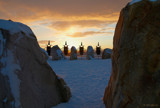Stone Sunset 2 by slybri, photography->sunset/rise gallery