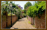 Veere (41), Ancient Cobblestone Alley by corngrowth, Photography->Gardens gallery